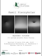 Plakat Kamil Pieczykolan ONLINE 2