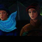 journey V, 100x50, oil on canvas, 2017